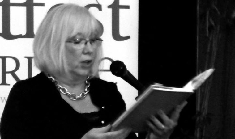 Maggie Doyle - Poet Laureate
